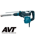 Martillo combinado Makita HR4013C 1100 W 40 mm SDS-MAX 2 modos con AVT