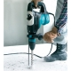 Martillo combinado Makita HR4003C 1100 W 40 mm SDS-MAX perforando