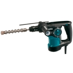 Martillo Makita HR2810T 800 W inserción SDS-PLUS con portabrocas