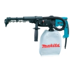 Martillo Makita HR2432 780 W inserción SDS-PLUS