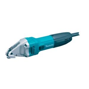 Cizalla Makita JS1601 380 W para cortes rectos, hasta 1,6 mm en hierro