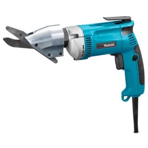 Cizalla Makita JS8000 570 W para cortar fibrocemento, Uralita, pizarra