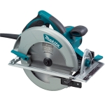 Sierra circular Makita 5008MG 1.800 W con disco de 210 mm y 5.200 rpm