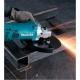 Amoladora Makita de 230 mm 2000 W GA9050R rebarbando