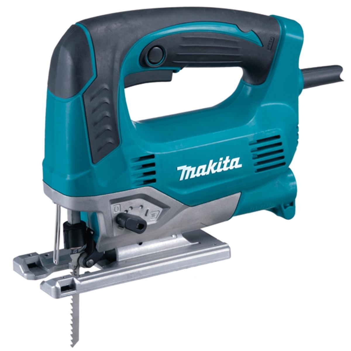Makita jv0600k sierra de calar 650 w pendular con - Sierra de calar precios ...