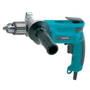 Taladro Makita DP3002 710 W, portabrocas 10 mm y velocidad 0-2900 rpm