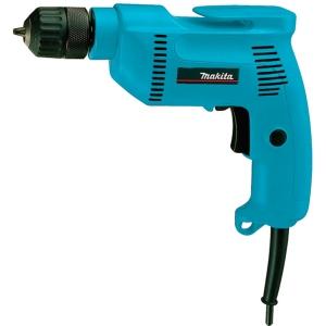 Taladro Makita 6408 530 W, portabrocas automático 10 mm 0 - 2500 rpm