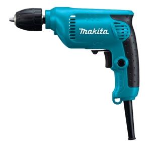 Taladro Makita 6413 450 W, portabrocas automático 10 mm 0 - 3400 rpm