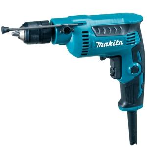 Taladro Makita DP2011 370 W, portabrocas automático 6,5 mm 0-4200 rpm
