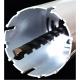 Taladro de diamante Makita DBM131 1.700 W detalle de corona