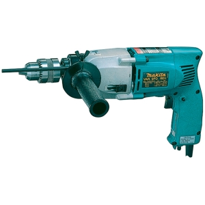Taladro percutor Makita HP2010N 750 W portabrocas 13 mm 0 - 2.300 rpm