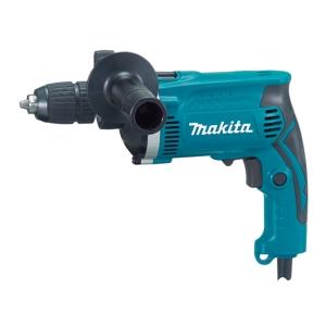 Taladro percutor Makita HP1631K 710 W portabrocas automático de 13 mm