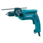 Taladro percutor Makita HP1641 680 W portabrocas automático de 13 mm