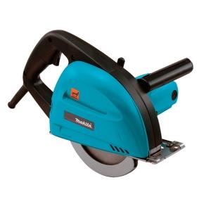 Cortador de hierro Makita 4131 1.100 W 3.500 rpm con disco de 185mm