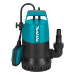 Bomba sumergible Makita PF0300 300 W 140 litros por minuto agua limpia