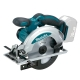 Sierra circular Makita DSS610Z 18V Litio disco de 165 mm y 3.700 rpm