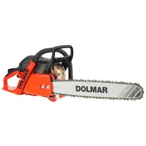 Motosierra Dolmar PS6100/53 61 cc 2T 4,6 CV corte de 53 cm peso 6 Kg