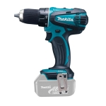 Taladro atornillador Makita DDF456Z 18V Litio 50 Nm 0 - 1.500 rpm