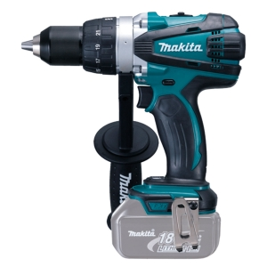 Taladro atornillador Makita DDF458Z 18V Litio 91 Nm 0 - 2.000 rpm