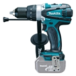 Taladro combinado Makita DHP458Z 18V Litio 13 mm 91 Nm 0 - 2.000 rpm