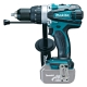 Taladro combinado Makita DHP458Z 18V Litio 13 mm 91 Nm velocidad variable 0 - 2.000 rpm