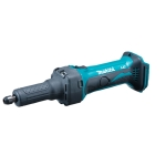 Amoladora recta Makita DGD800Z 18V Litio con pinza de 6 mm 25.000 rpm
