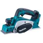 Cepillo Makita DKP180Z 18V Litio ancho de cepillado 82 mm y 14.000 rpm