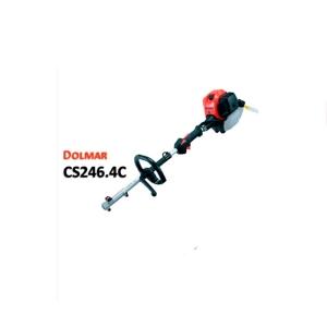Motor multifunción Dolmar CS246.4C 25.4 cc 4T 1Cv 5 herramientas en 1