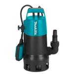 Bomba sumergible Makita PF1010 1100 W para agua sucia
