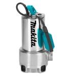 Bomba sumergible Makita PF1110 1100 W 250 litros por minuto agua sucia