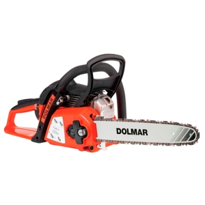 Motosierra Dolmar PS32CTLC/35 32 cc 2T 1,8 CV corte de 35 cm peso 4 Kg