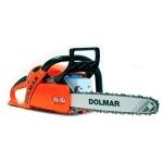 Motosierra Dolmar PS500/45 con motor de 50 cc 2T 3,3 CV corte de 45 cm