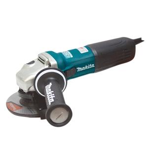 Miniamoladora 125mm Makita GA5040C01 1400 W empuñadura antivibración
