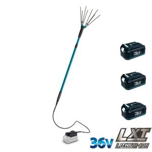 Vareador Makita HL360DZ36V a batería 36V Li con 3 baterías BL3622A